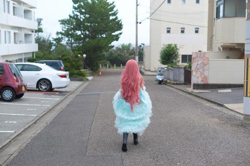 人魚姫撮影レポ1